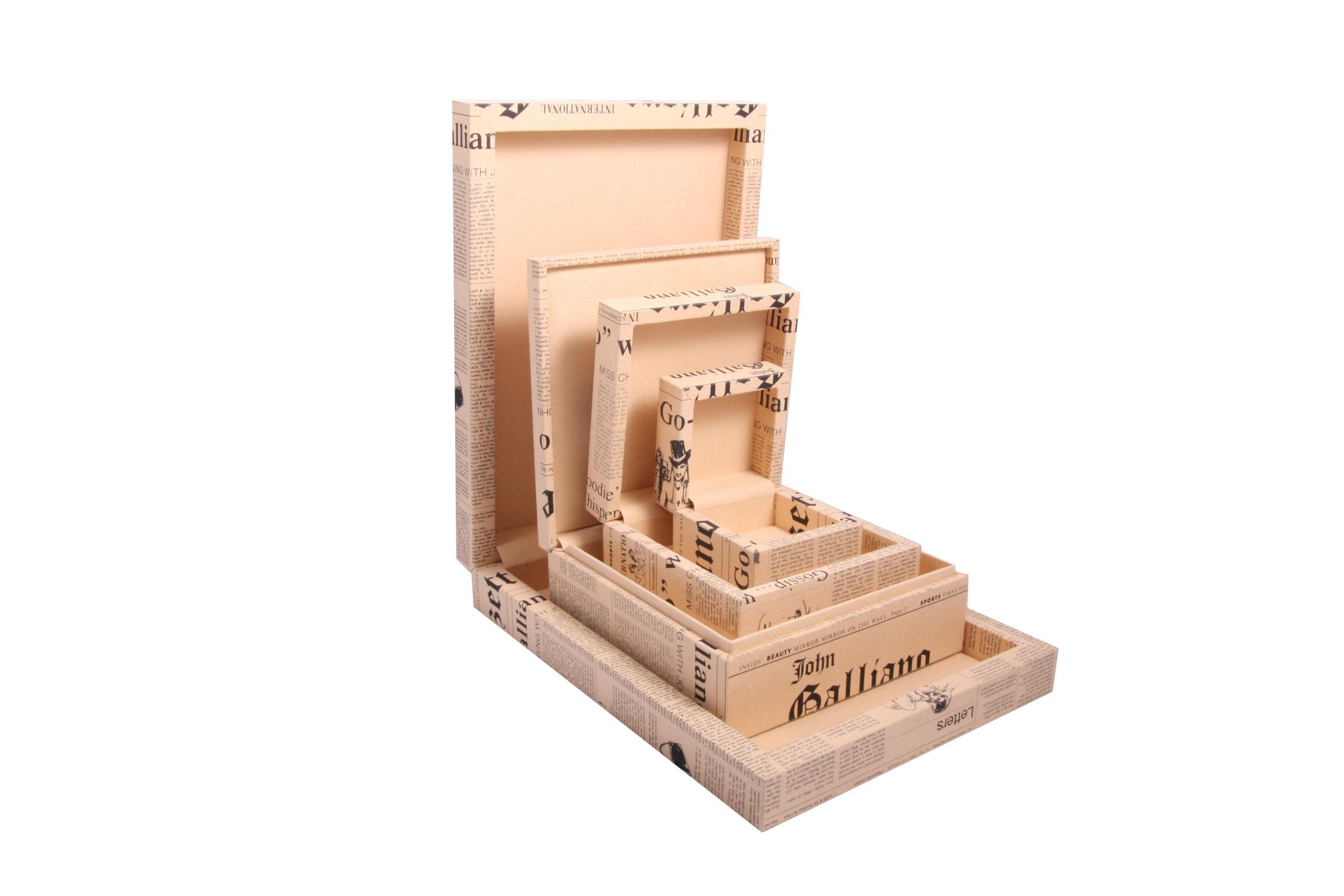 Glorybox - MDF Gift Box